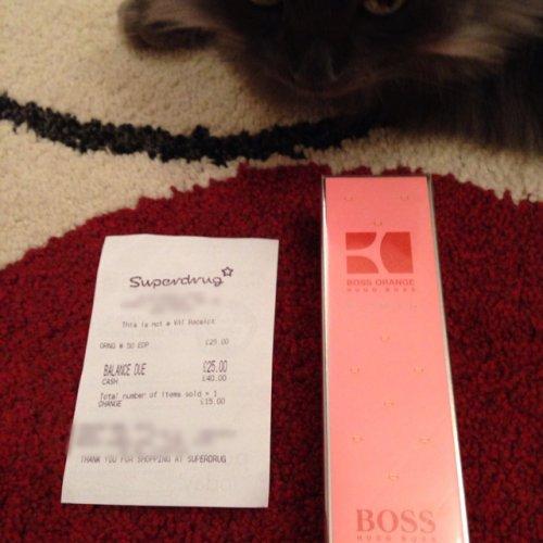 Hugo Boss Orange Woman £25 @ Superdrug instore