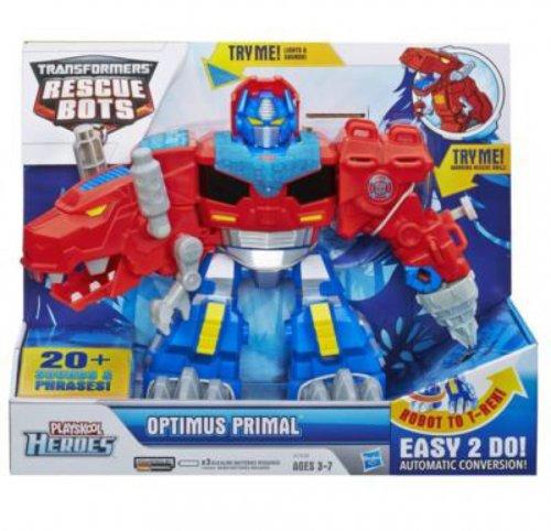 Optimus primal playskool £9.99 homebargains instore