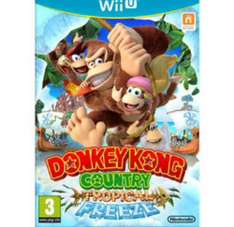 Donkey Kong Tropical Freeze Wii U £19.99 @ Toys R Us