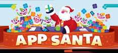 Award-winning apps, up to 60% off for Christmas (iOS / Mac) @ AppSanta