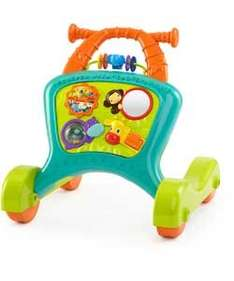 Bright Starts Sit-to-Stride Action Baby Walker just £7.69 down from £25.99 @ Argos