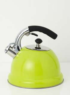 lime stove top kettle £4.50 @ BHS