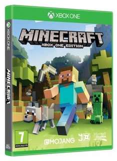 Minecraft xbox one cheaper then amazon and shopto £11.75 plus £2.99 P&P @ Gameseek