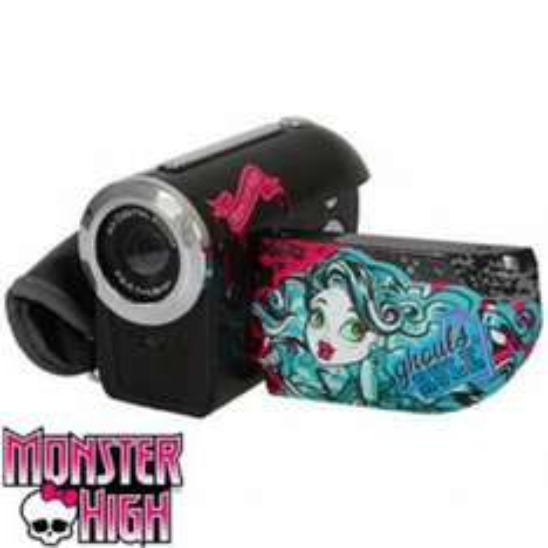 Monster high digital video camera £9.99 @ home bargains