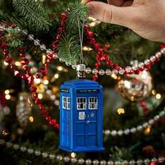 Countdown to Xmas with Doctor Who. Daily free stuff