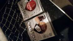 tassimo pods £1.50 at Asda.