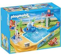 Playmobil summer fun 5433 Children's pool with whale fountain was £29.99 now £20 at amazon