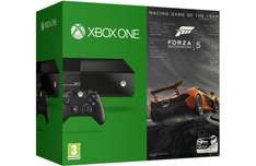 Xbox One Console with Forza 5 GOTY and One Selected Game £329 (Sunset Overdrive/Call Of Duty Advanced Warfare/Far Cry 4/Fifa 15) @ Tesco