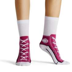 Silly Socks Clearance 4 for £10.00 & free delivery @ IWOOT