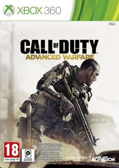 Call of Duty Advanced Warfare (Xbox 360) - £29 @ Amazon