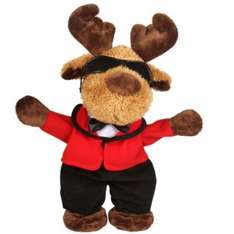 Singing & Dancing Reindeer @ B&Q Now £9 Free Click / Collect