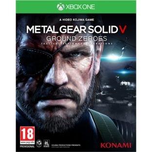 Metal Gear Solid V: Ground Zeroes - Xbox One. £16.99 @ Argos
