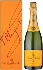 Veuve Clicquot £25.00 per bottle when buying a case of 6 £150 @ Tesco Wine by the Case