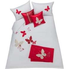 Red Butterfly Bed In a Bag £12.49 @ Argos