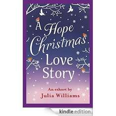"Free Kindle Short Story - ""A Hope Christmas Love Story"" By Julia Williams"