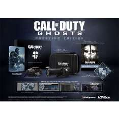 Call of Duty: Ghosts Prestige Edition PS3 £29.98 at Zavvi