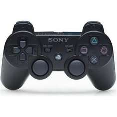 Sony PS3 DualShock 3 Wireless Controller - Black £29.99 at Play.com/Rakuten