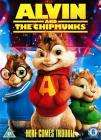 TESCO - Alvin And The Chipmunks DVD [2007] - Now only £7 delivered
