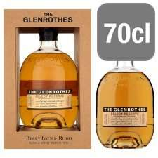 Glenrothes select Reserve 70cl £28 @ Tesco