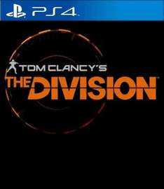 Tom Clancy's The Division PS4 £2.00 @ Game