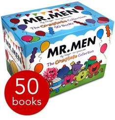 Mr Men The Complete Collection £27.00 @ The Book people