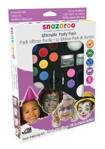snazeroo party pack £9.01 Amazon (Free delivery with prime/£10 spend)