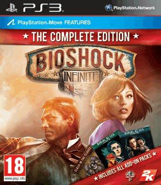 Bioshock Infinite Complete Edition - Xbox 360 / PS3 - £18.99 @ GAME