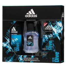 Adidas Active Dive 3pc set £4.99 @ B&M