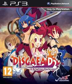 Disgaea D2: A Brighter Darkness - PS3 - £10.99 @ GAME