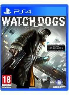 Watch Dogs on PlayStation 4 Inc Free UK Delivery! £21.85 @ Simply Games
