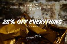 25% OFF Everything at TOPMAN excluding sale plus student discount or £5 off £25 using code (TMTICTAC).