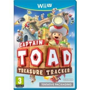 Nintendo Wii U - Captain Toad Treasure Tracker £28.99 @ Argos