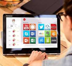 £200 cashback on Yoga 3 Pro from Lenovo from John Lewis - £1299.99 (£1,099.99 after cashback)