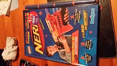 Nerf annual with 4 bullets - £1.99 instore @ Argos instore