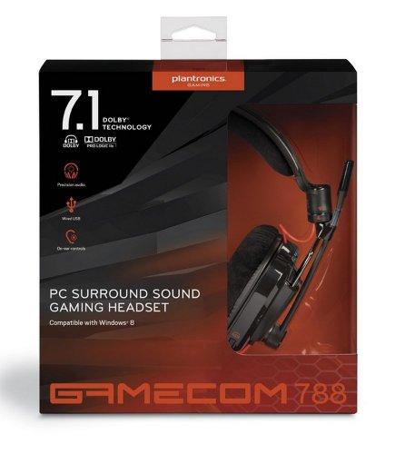 Plantronics GameCom 788 - 7.1 Headphones £44.99 inc shipping @ Amazon