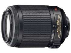 Nikon 55-200MM F/4-5.6 AF-S VR DX  (UK Stock, not Grey Import) - £158.15 Sold by Amazon