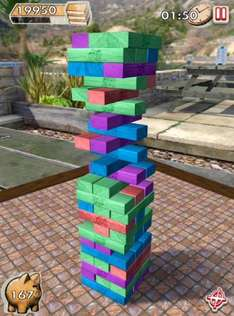 Jenga - Free for ipad, iphone and android