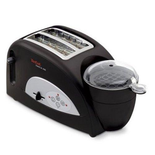 Tefal Toast N' Egg TT550015 Toaster - 2 Slice - Black - £29.99 delivered from Amazon