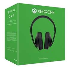 Official Xbox One Stereo Headset - £30 Delivered @ ShopTo via Rakuten.co.uk
