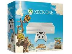 Microsoft Xbox One White Special Edition Sunset Overdrive Bundle £319.99 with code @ Dabs