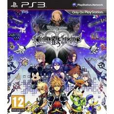 (PS3) Kingdom Hearts HD 2.5 Remix - £19.95 - TheGameCollection