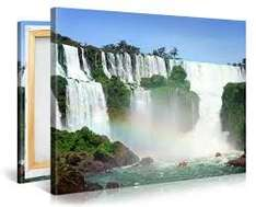 Large canvas from £25 plus free delivery from Picanova