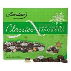Thorntons Mint Favourites 350g for £3.33 at Argos