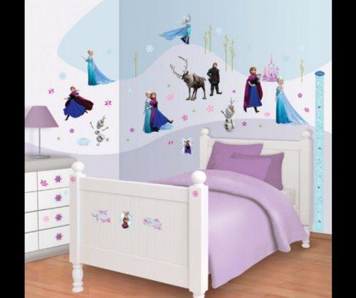 Disney Frozen Wall Stickers £25 @ ASDA