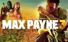 Max Payne 3 PS3 Digital Download £3.99 from Sony PlayStation Network