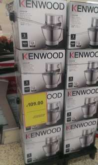 Kenwood kitchen machine £109 @ Tesco