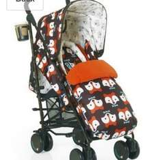 Cosatto Pushchair £109.95 rrp £195 @ online4baby