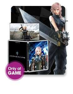Lightning Returns Final Fantasy XIII Limited Edition (Steelbook) - Xbox 360 £10.99 Delivered @ GAME