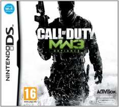 Call of Duty: Modern Warfare 3 (Nintendo DS) - 1p & 1.99 postage! @ Amazon sold by SweetBuzzards