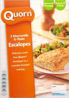 Quorn range was £2.00 to £2.70 now 2 for £3.00 @ Sainsbury's